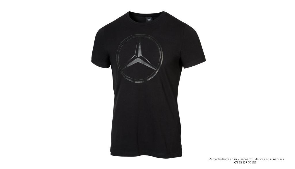 Мерседес футболка