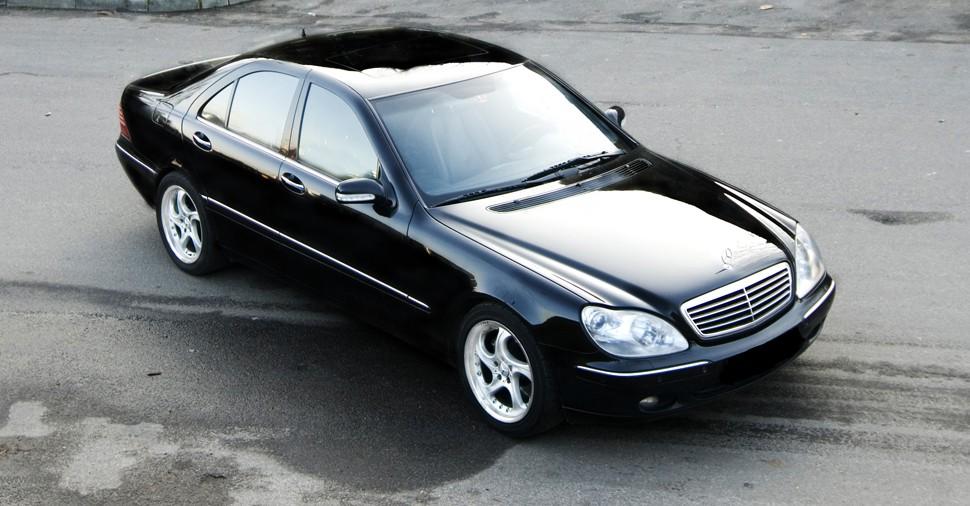 Инструкция По Эксплуатации Mercedes S 320 Cdi